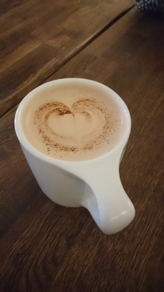 delicious hot chocolate london