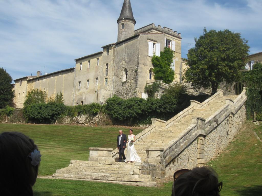 chateau wedding bordeaux france