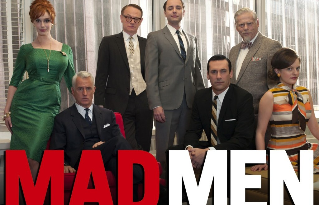 mad men vs blogging