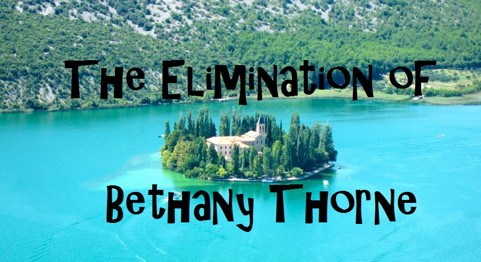 The Elimination of Bethany Thorne Blog book series