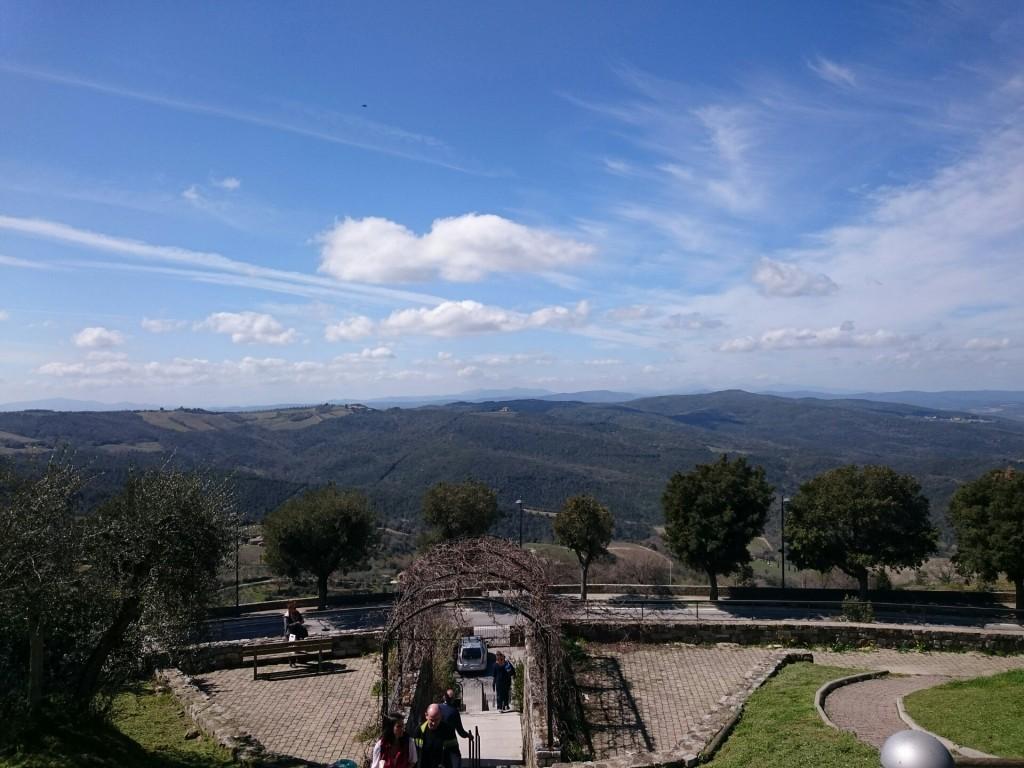montalcino tuscany italy