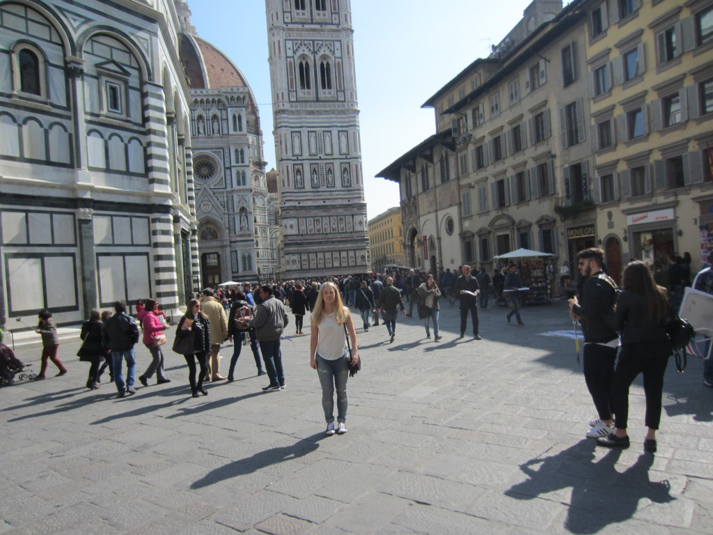 fLORENCE TOURIST SIGHTS