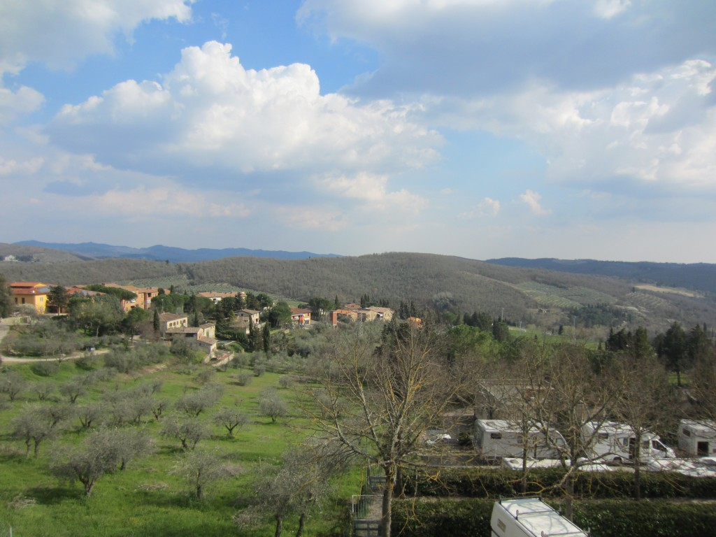 Radda in Chianti TuSCANY