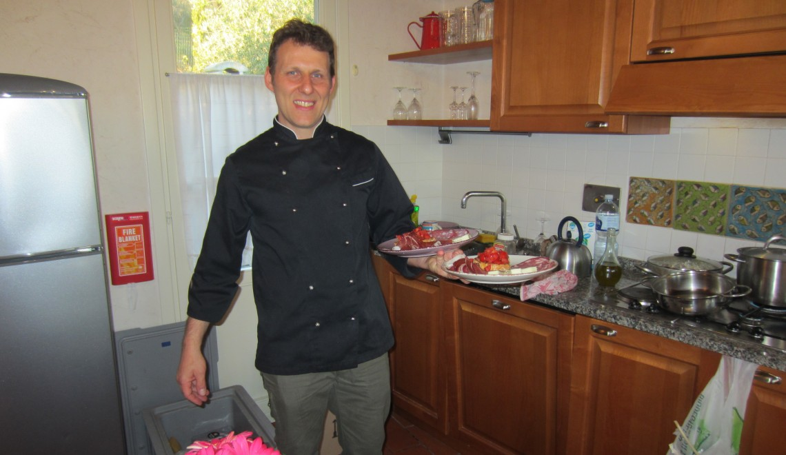 private tuscan chef tuscany