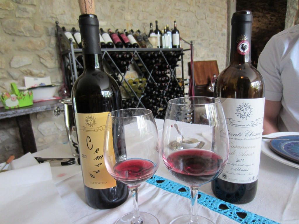 chianti classico old and new wine