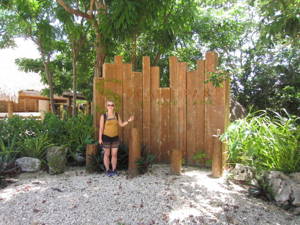 scape park Dominican republic