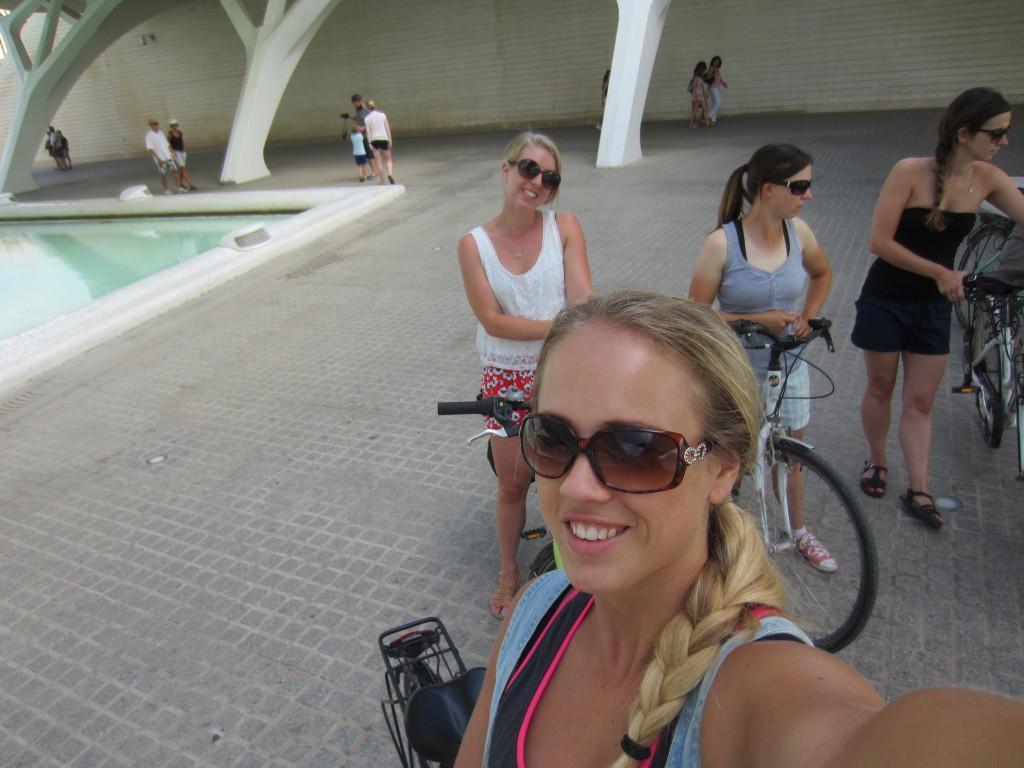 valencia cycling tour