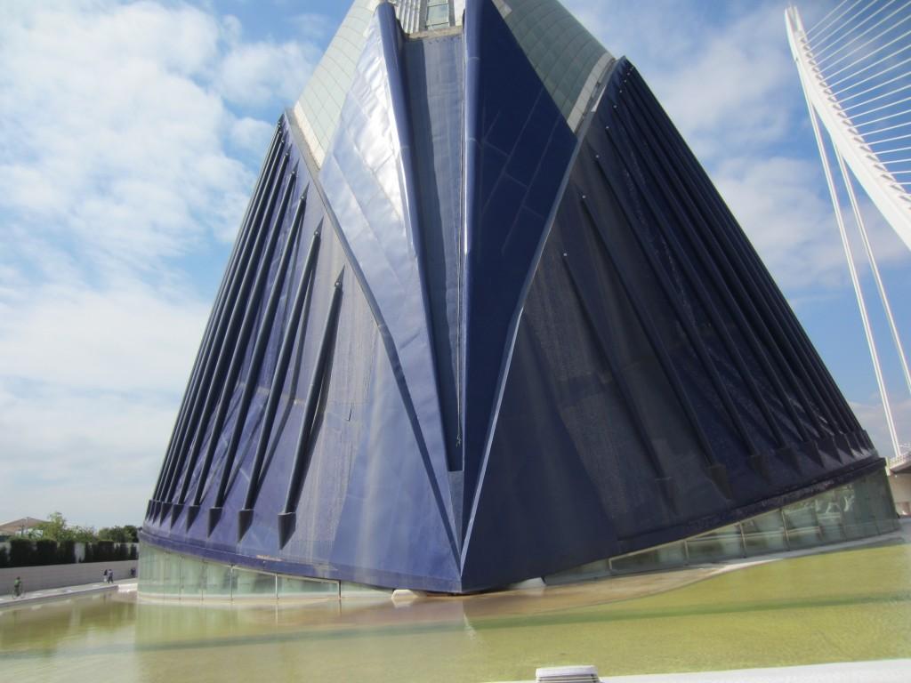 Valencia Science Park Architecture