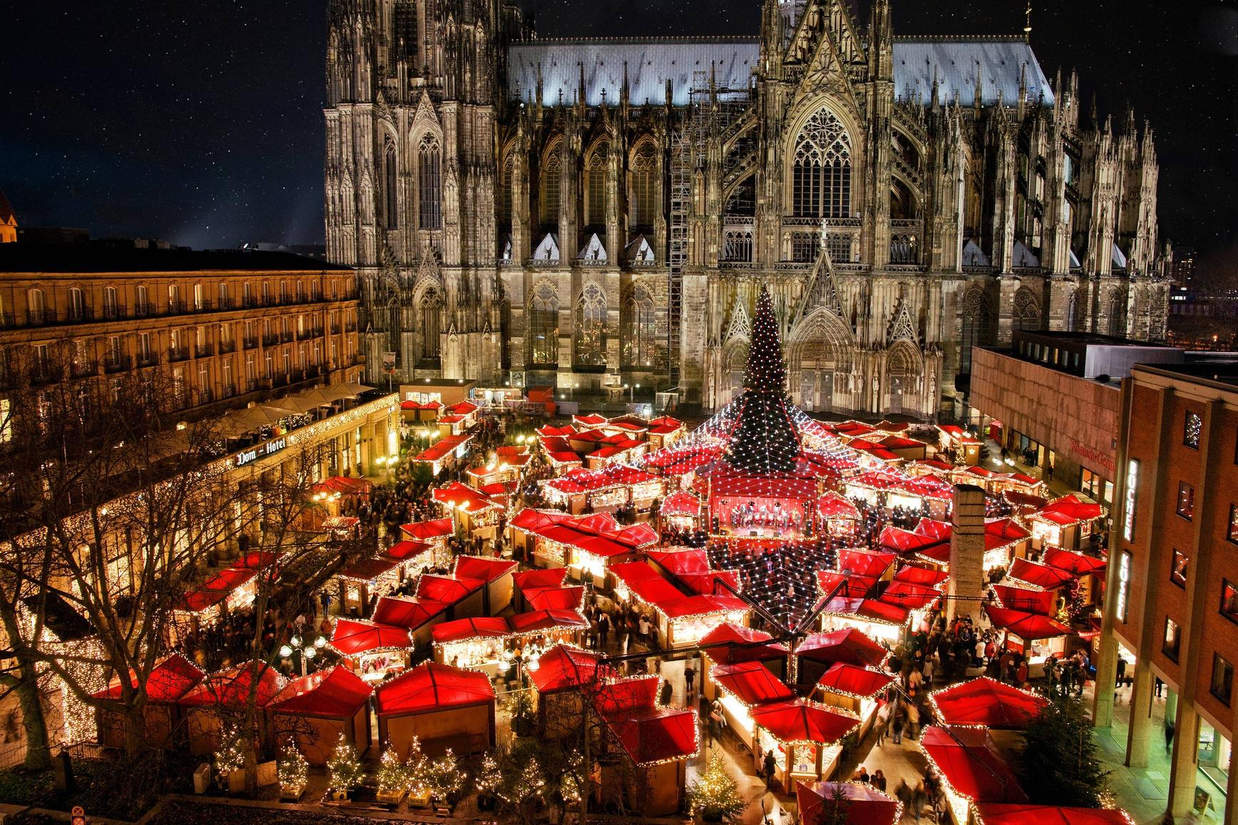 Christmas Road Trip To Germany & Austria