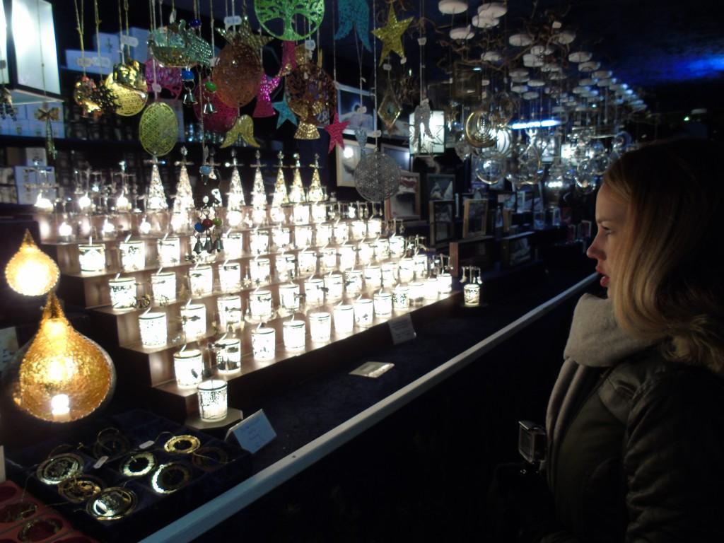nuremburg christmas market stall