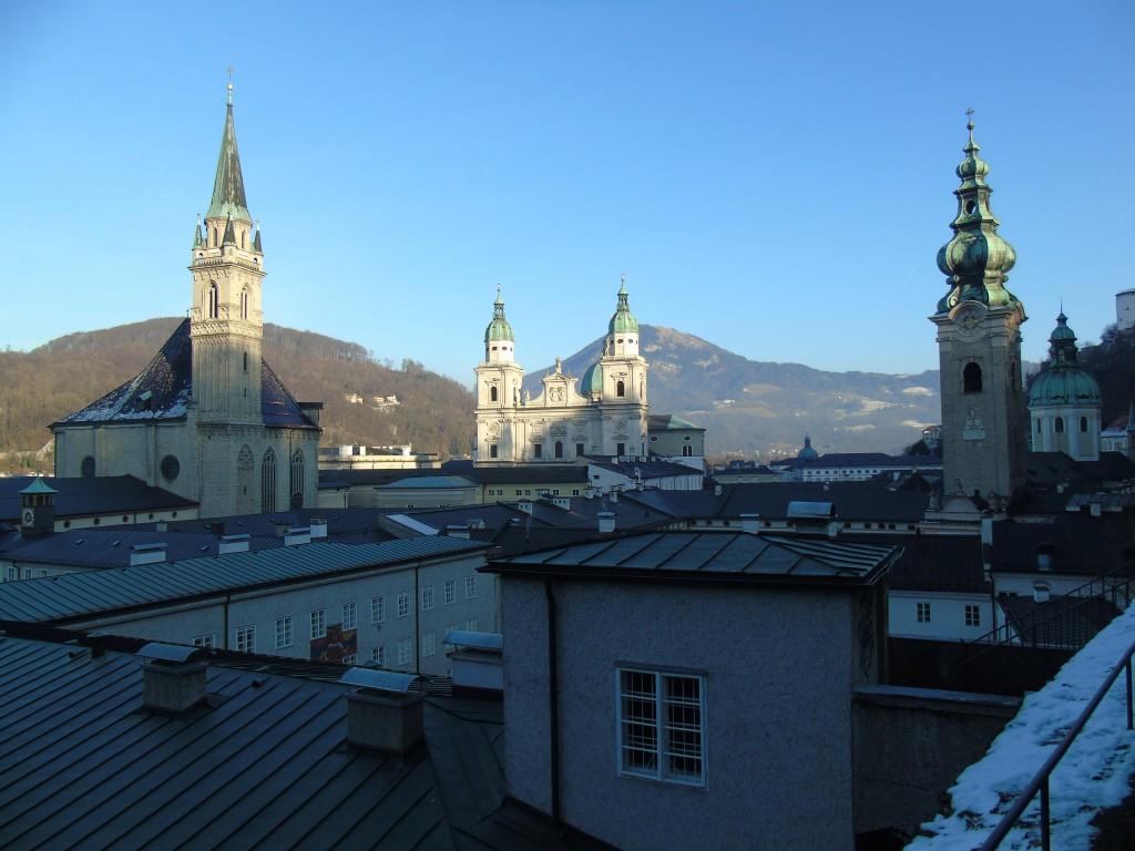 salzburg austria view