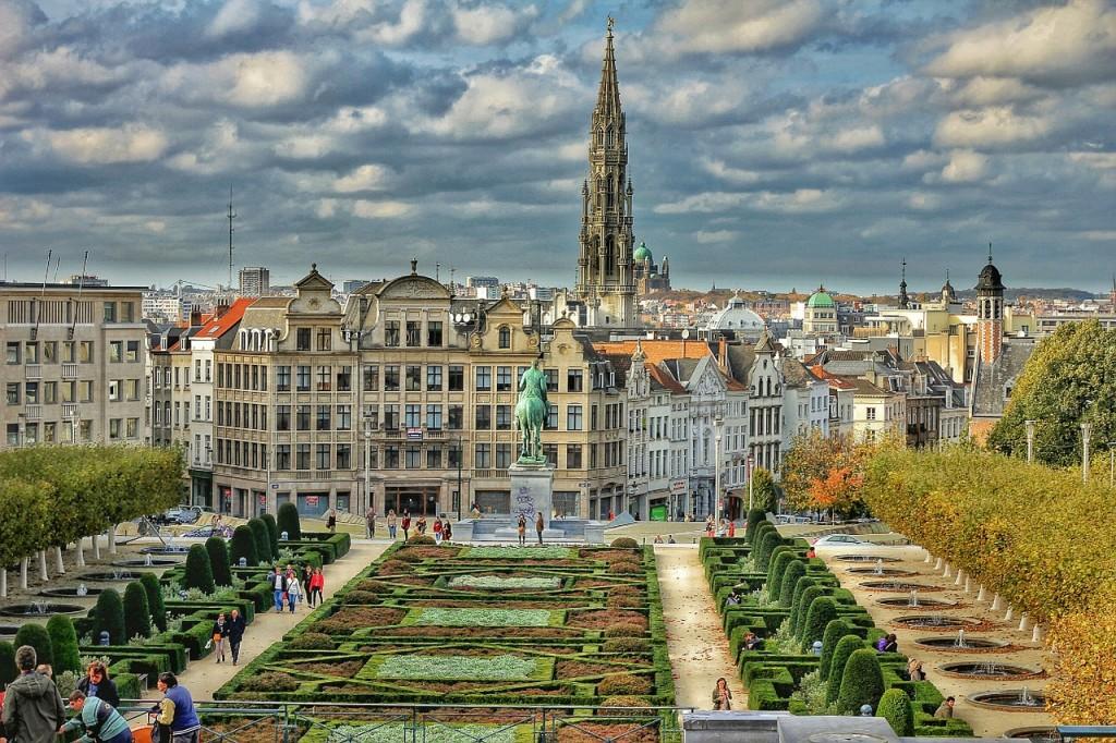 brussels flanders region belgium