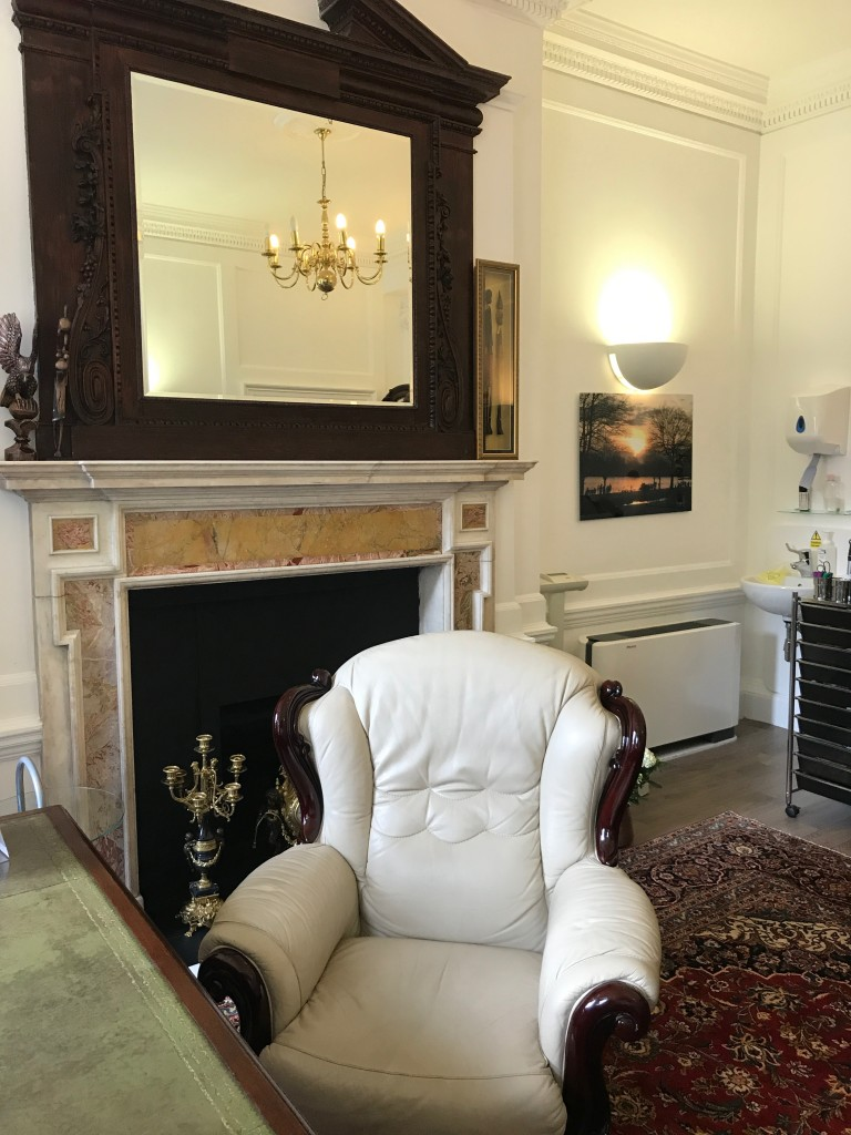 harley street walkin clinic private london wellwoman appointment consultation room