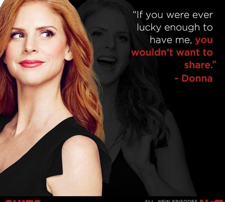 How To Have More Faith In Yourself – Be More Like Donna From Suits
