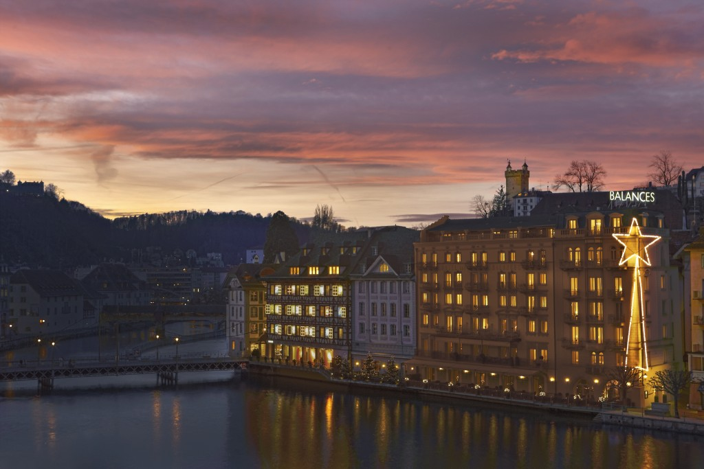 Hotel des balances lucerne switzerland