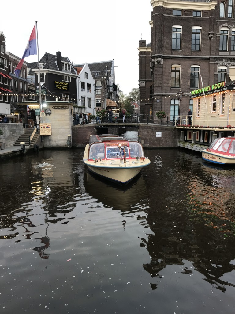 amsterdam river cruise boat trip river