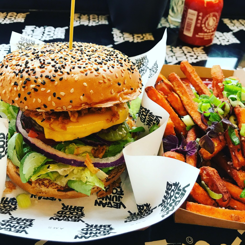 vegan restaurants amsterdam vegan junk food bar