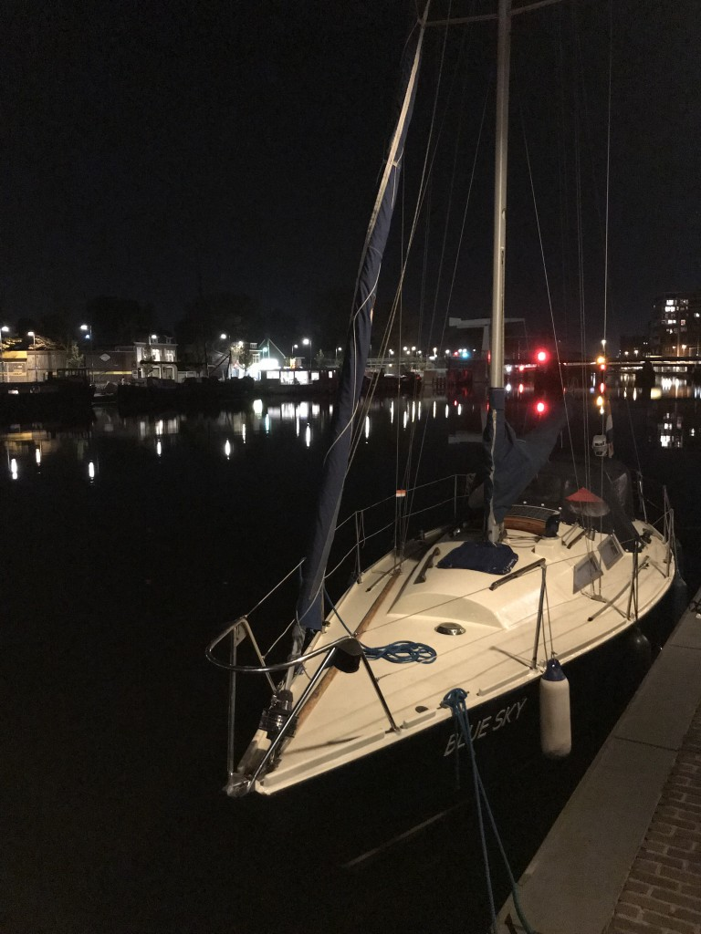 sailing boat amsterdam haarlem