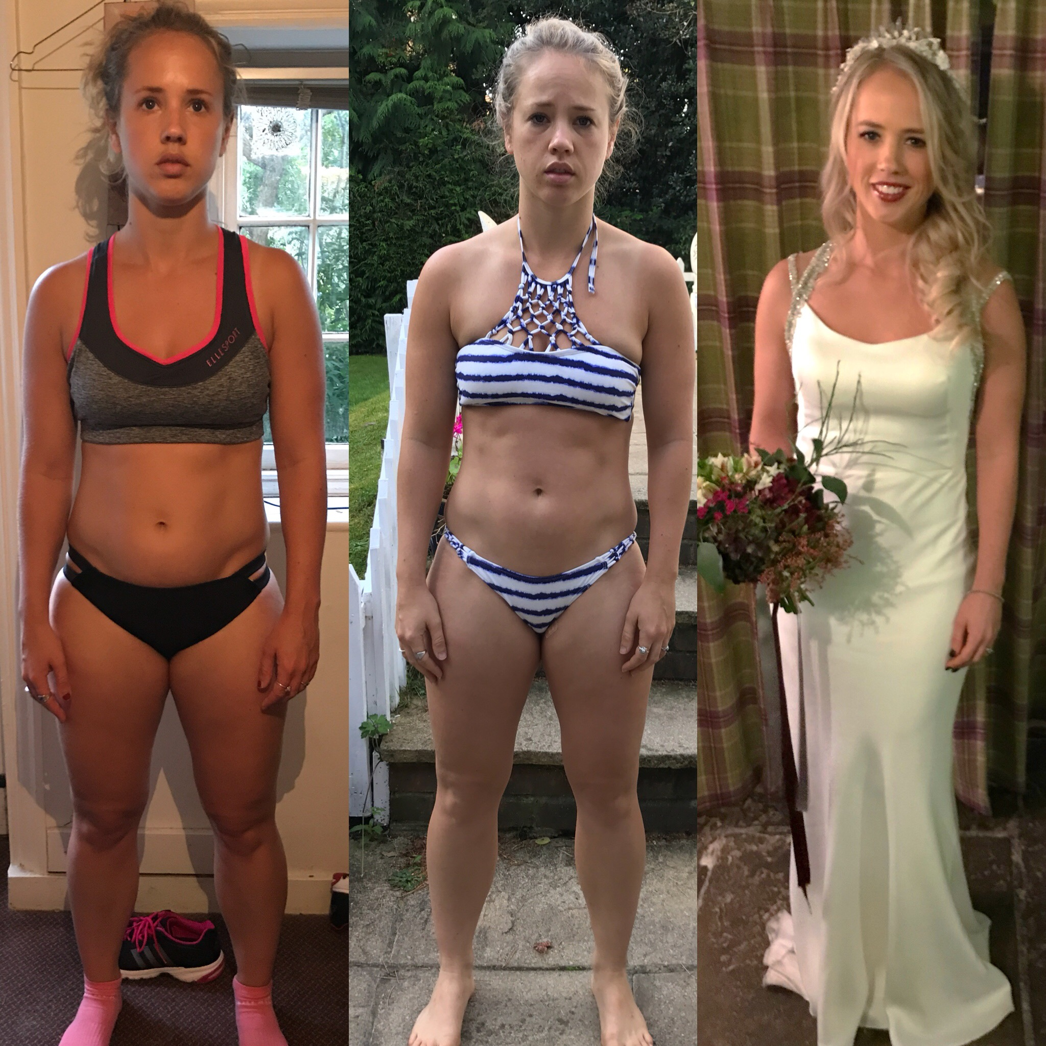 Wedding Weight Lose.How I Got Body Confident For My Wedding The Think Lean Formula