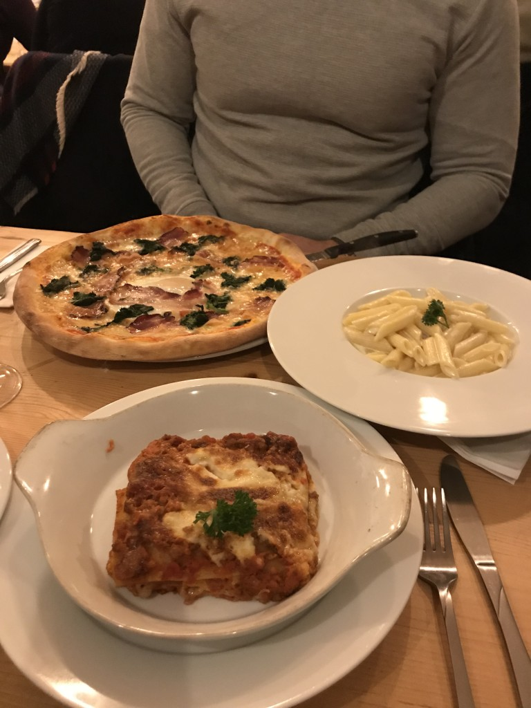 italian food pizza pasta lucerne