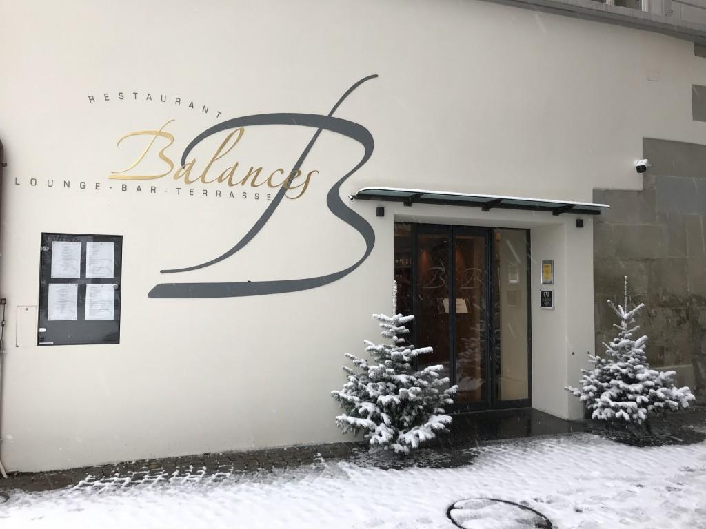 hotel des balances lucerne bar restuarant