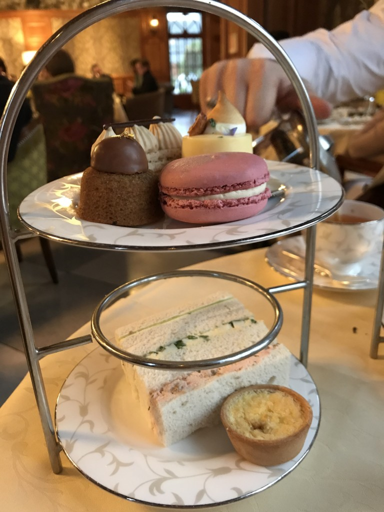 afternoon tea uk surrey pennyhill park gluten free