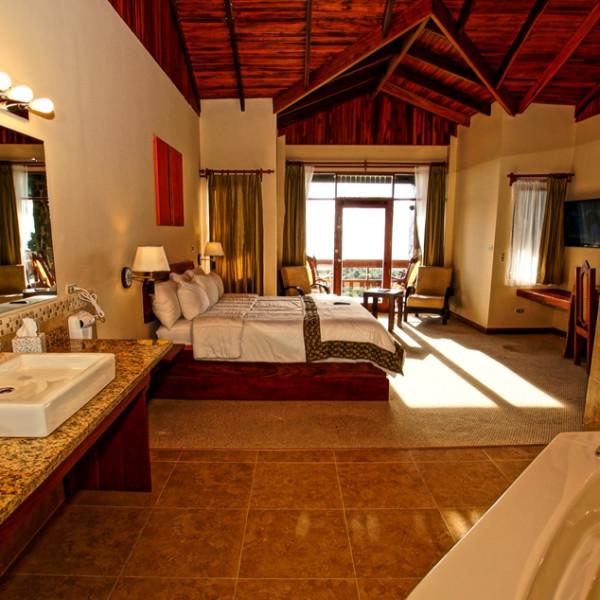 establo hotel costa rica eco friendly room