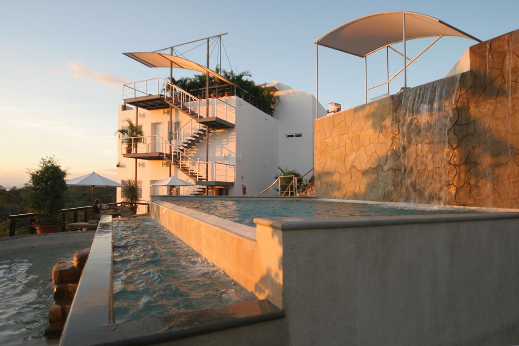 Gaia hotel costa rica multi level pool