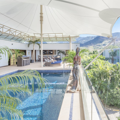 studio hotel costa rica sustainable with pool san jose