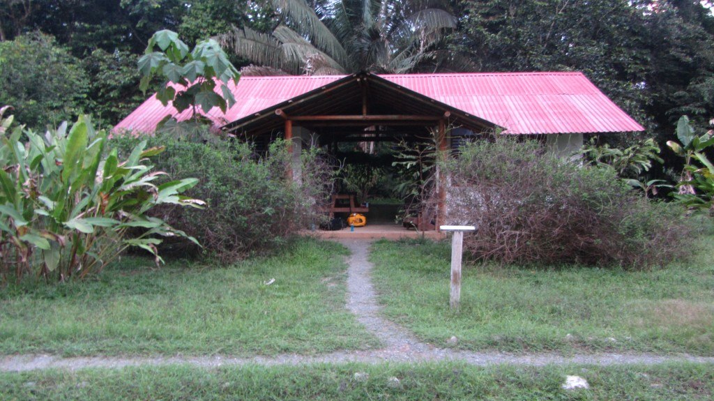 osa conservation team accommodation