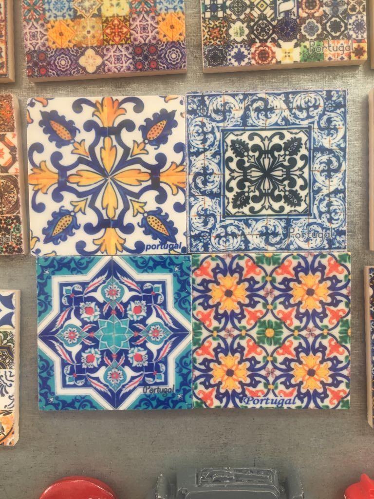 lisbon tiles shopping