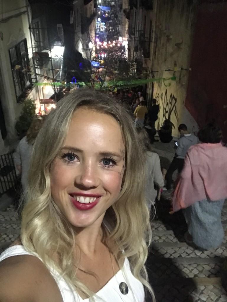 lisbon festival june street party