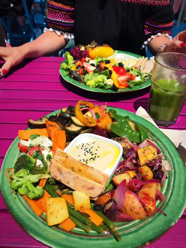vegan restaurant cascais lisbon