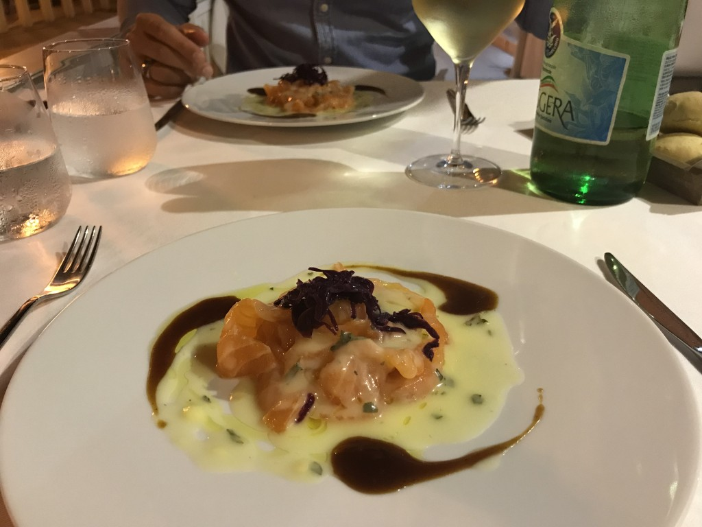 puglia restaurants trani best