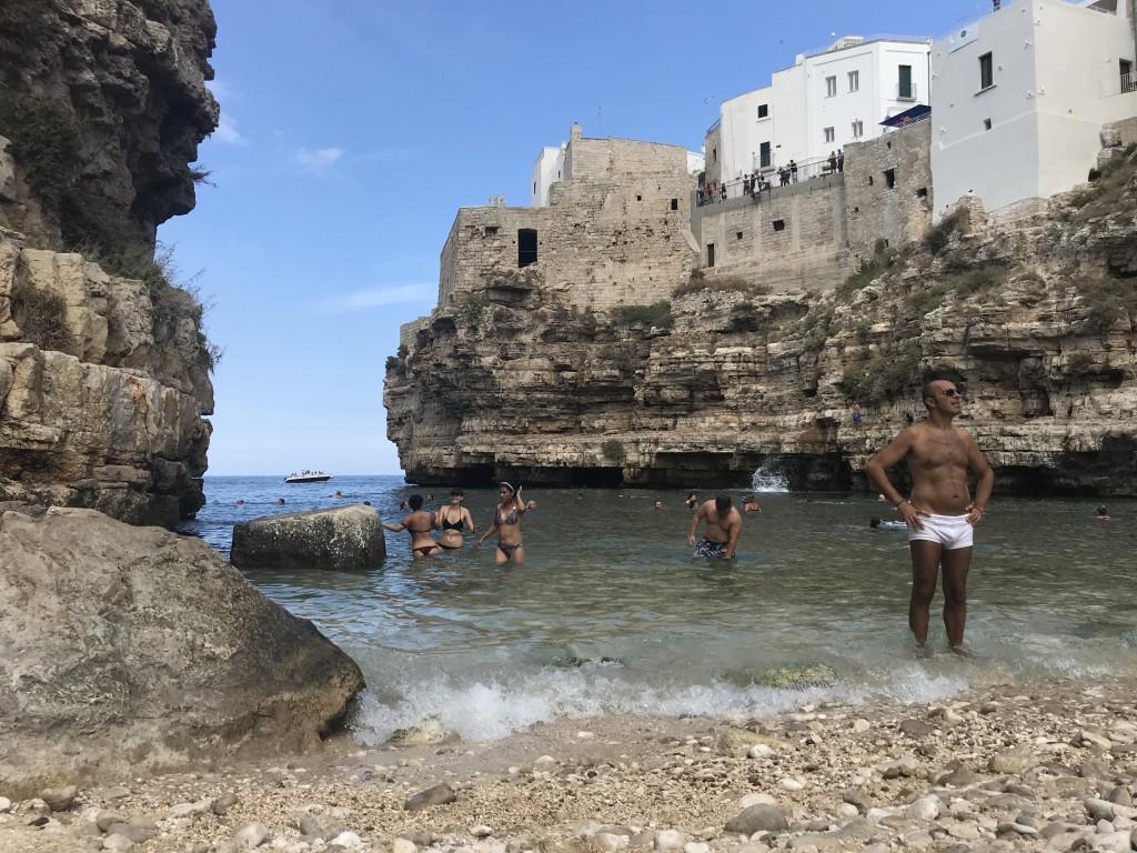 polignano a mare puglia italy pictures beach