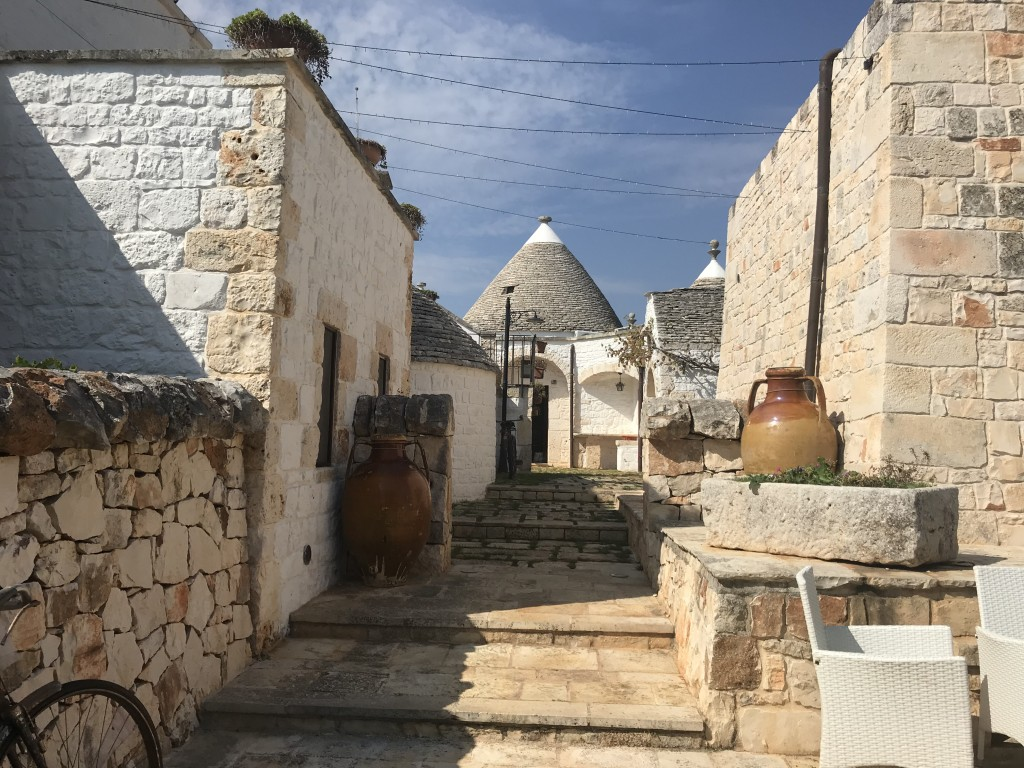 alberobello trulli with pool italy puglia