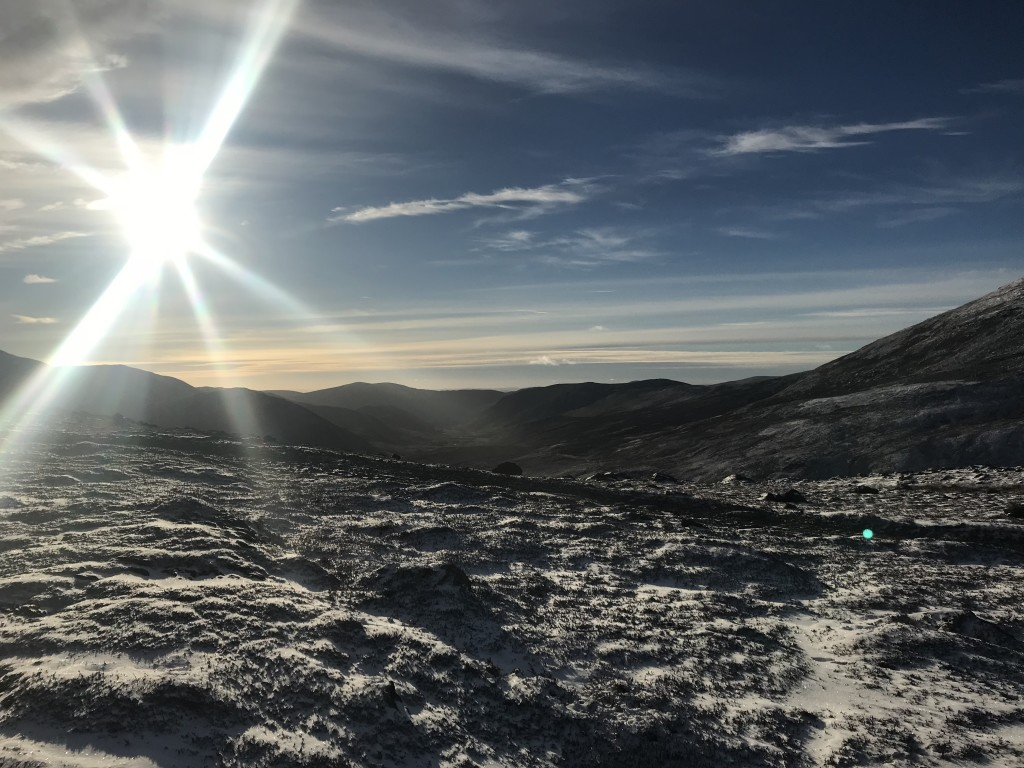 cairngorm nation park views pictures