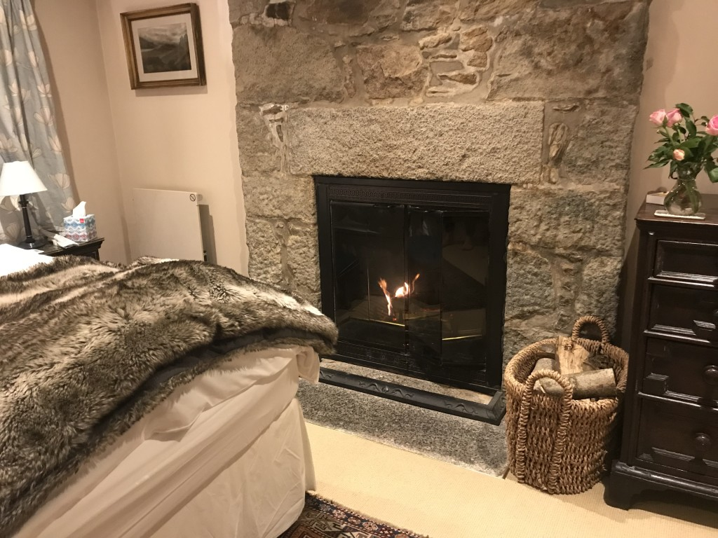 open fire dog friendly cottage scotland Mar Lodge, Clat, Huntley, Aberdeenshire