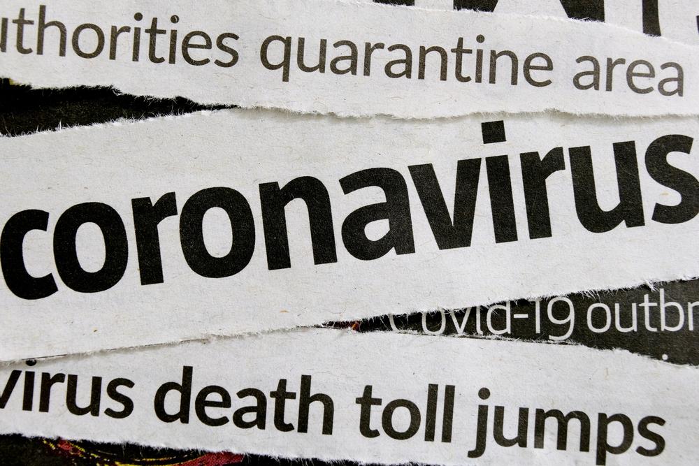 coronavirus fear and anxiety mental health advice
