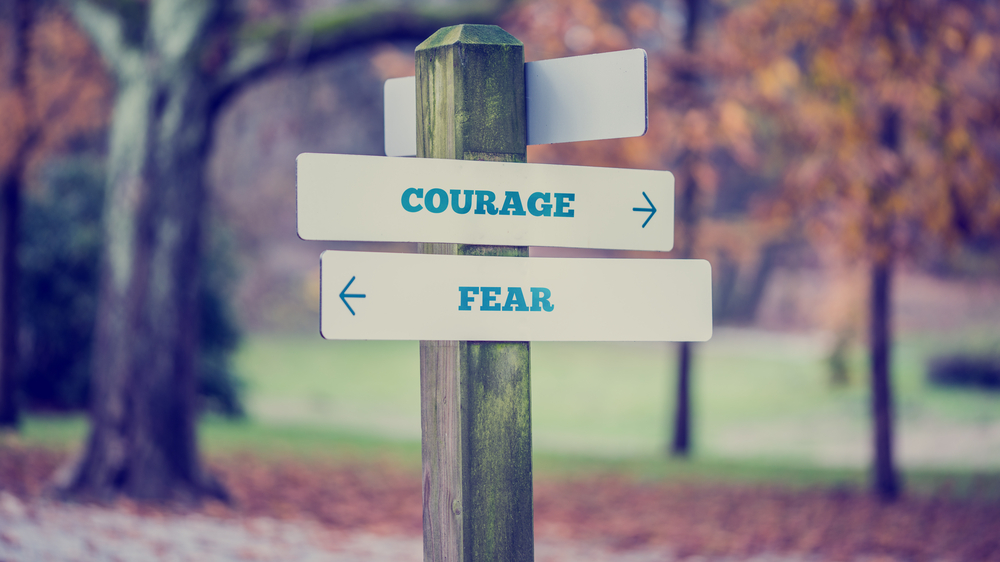 overcoming fear how to manage and control your fears