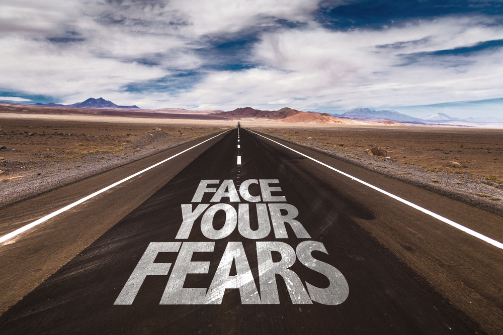fear activity how to face your fears