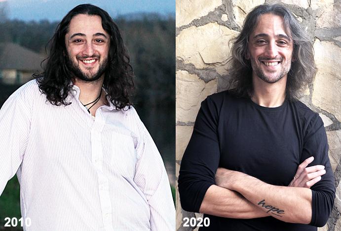 Antonio Esposito Weight Loss Journey